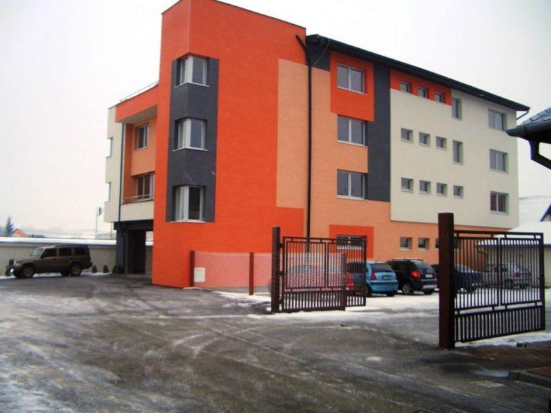 Výstavba polyfunčej budovy BCB