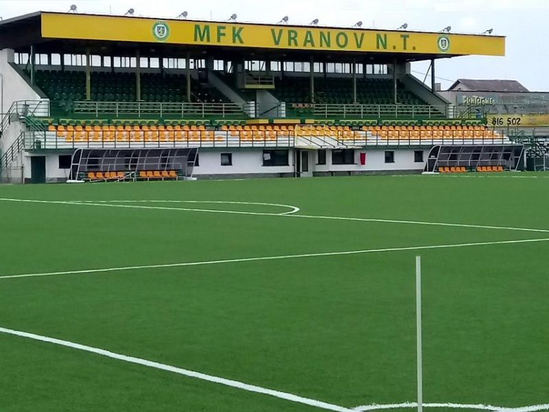 Rekonštrukcia futbalového ihriska