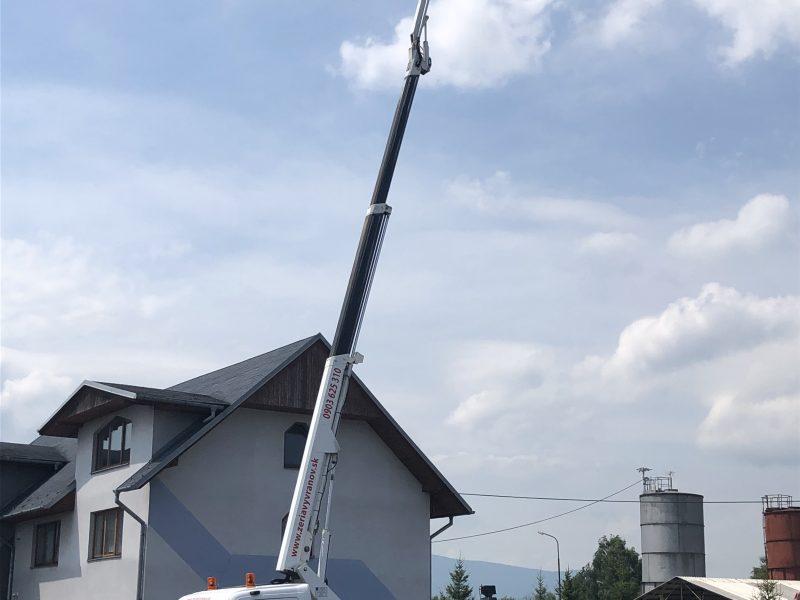 Montážna plošina 16 metrov